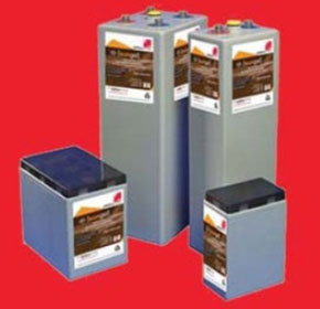 Solar Panel Battery | Sealed | Sungel Series