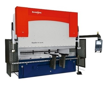 Bending & Shearing Machines | Beyeler PR6 Press Brake