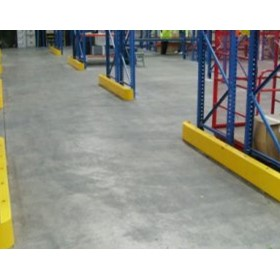 Rack Protection Device - Pallet Rack End Guard