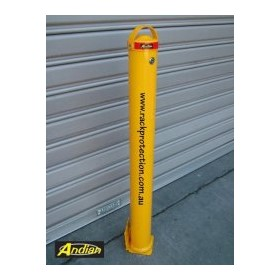 Removable In-Ground Bollard - TLB ECO1