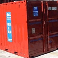 Storage Shipping Container | 6 Ft