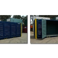 Storage Shipping Container | Side Opening