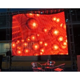 Outdoor LED Display | Image Mesh