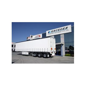 Straight Chassis Semi Trailers