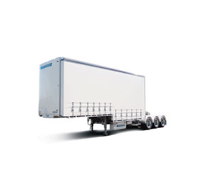 Drop Deck Chassis Semi Trailers