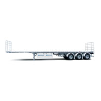 Flat Top Semi Trailers