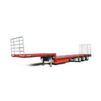 Drop Deck Semi Trailers