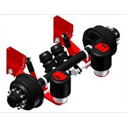 Semi Trailer Suspension Systems