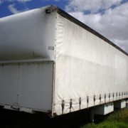 Straight 45 Semi Trailer