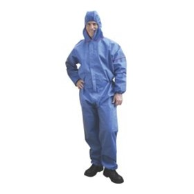 Disposable Clothing | Blueshield Overall FME38