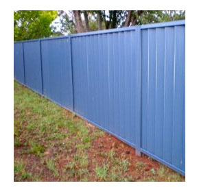 Colourbond Fencing - 1800mm High