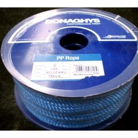 General Purpose Blue Rope - 6mm x 125m