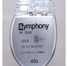Cardiac Pacemakers - Symphony 2250 Model