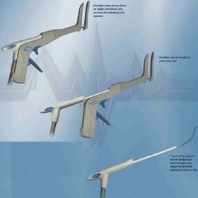 Cryosurgery Clamp Device - Frostbyte