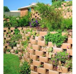 Retaining Wall System | Eden Wall
