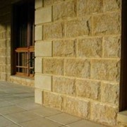 Decorative Walls | Coloured Block | Macquarie Stone