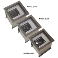 Security Safes | In-Floor - Guardall Series