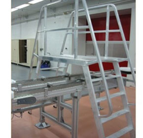 Custom Access platforms