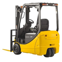 Forklifts | Battery Electric - Komatsu AE/AM Series