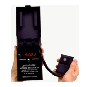UV Light Meters | Spectroline DM-365XA