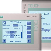 The new TP177A - graphical touch panel is now available!