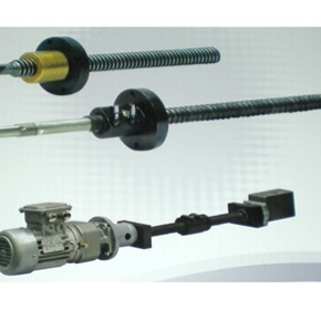 Duff Norton Acme and Ball Screw System Components for Linear Motion