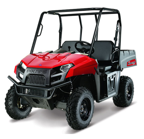 Polaris Ranger 400 Side-by-Side 2010