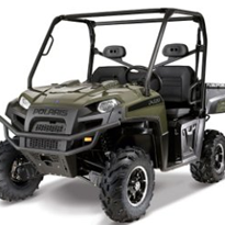 Polaris Ranger 800 HD Side-by-Side