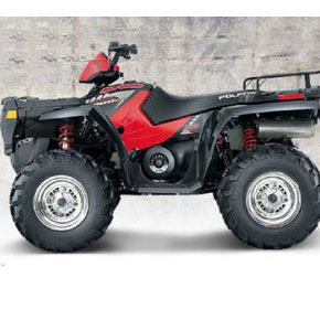 Farm ATVs | Sportsman 800 Twin EFI 2008