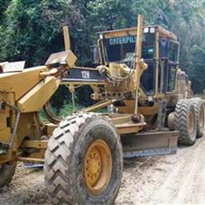 Road Construction Equipment | Caterpillar 12H
