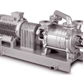 Liquid Ring Vacuum Pumps - LU 0080 - 0450 / LH 0020 - 1600 A