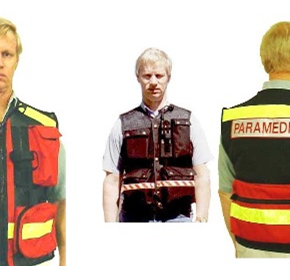 Emergency Care Vests - Deluxe Vest