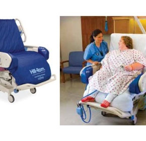 Bariatric Plus Therapy Hospital Bed - Hill-Rom TotalCare