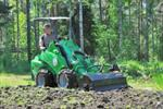 Landscaping Loader Attachment | Rotary Hoe