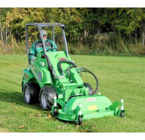 Garden Maintenance Loader Attachment | Lawn Mower 1200