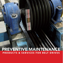 Maintenance Training on Belt Drive Systems