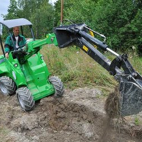 Digging Loader Attachment | Digger 140