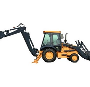 Earthmoving Equipment | Backhoe Loader SWB30-25T-II