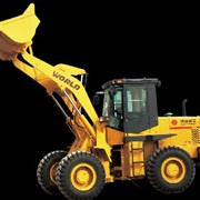 Earthmoving Equipment | Wheel Loader W136