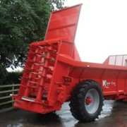 Muck Spreaders | K-Two Duo Evo Range