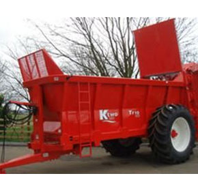 Muck Spreaders | K-Two Duo 9, 10, 11 & 12 Tonne