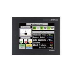 Touch Screens from Automation Systems & Controls