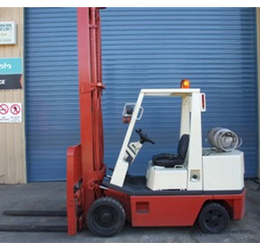 Nissan Forklift | CGH02A40