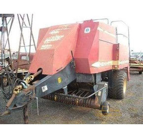 Square Baler | New Holland D1010