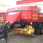 Square Baler | 2002 New Holland BB960