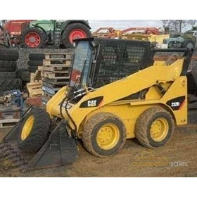 Skid Steer Loader | Caterpillar 232B2