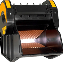 Jaw Crusher Buckets