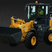 Articulated Wheel Loaders | Compact Series - WL120