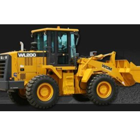 Articulated Wheel Loaders | WL Series - WL200