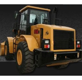 Articulated Wheel Loaders | CG Series - CG958H